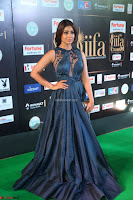 Shriya Saran in Beautiful Transparent Dark Gown IIFA Utsavam Awards 2017 023.JPG
