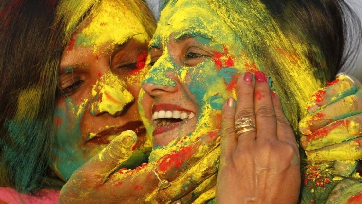 Happy Holi Wishes Quotes Sayings Status & Messages 2017