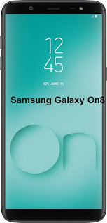 Samsung Galaxy On8 | 6 Inches Super AMOLED Display | Qualcomm Snapdragon 450, (4GB/64GB)