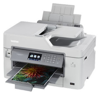 I was looking for an affordable printer alongside scan business office Brother MFC-J5830DW Driver Download