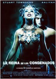 La Reina De Los Condenados – DVDRIP LATINO