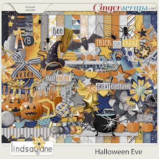 Creative Team, Annemarie, for GingerScraps ? Pocketful of Love by Dagi?s Temp-Tations and Halloween Eve Collection by Lindsay Jane and Free Word Art for Word Art Challenge at GS