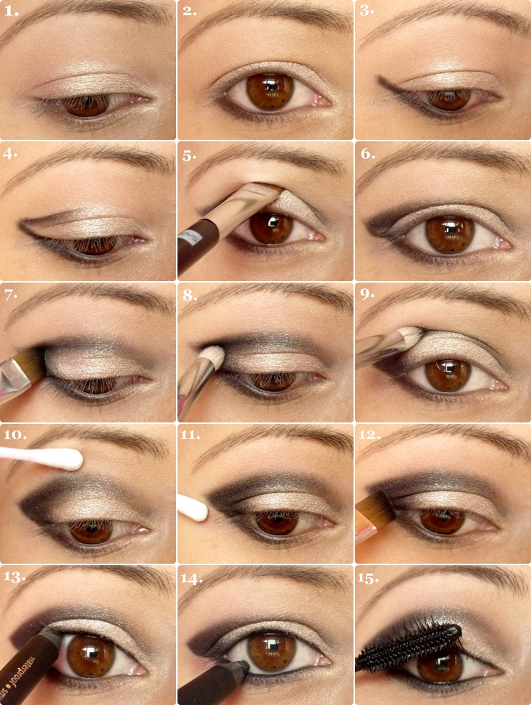 Indian Vanity Case: Winged Eyeshadow Tutorial
