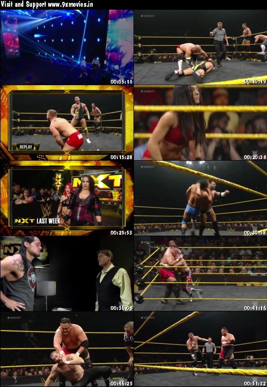 WWE NXT 17 Feb 2016 WEBRip 480p