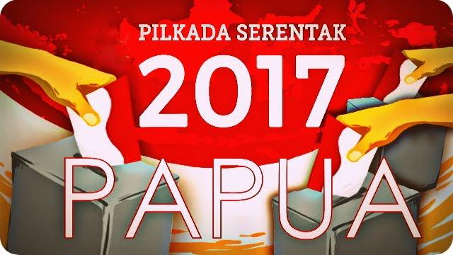 1.445.976 Pemilih se Papua Akan Ikut  Pilkada 15 Februari