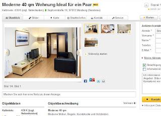 alias herr ralf faust sophienstra e 18 97072 w rzburg moderne 40 qm. Black Bedroom Furniture Sets. Home Design Ideas