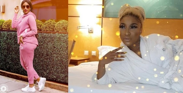 Juliet Ibrahim hits back at Tonto Dikeh who called her out on IG