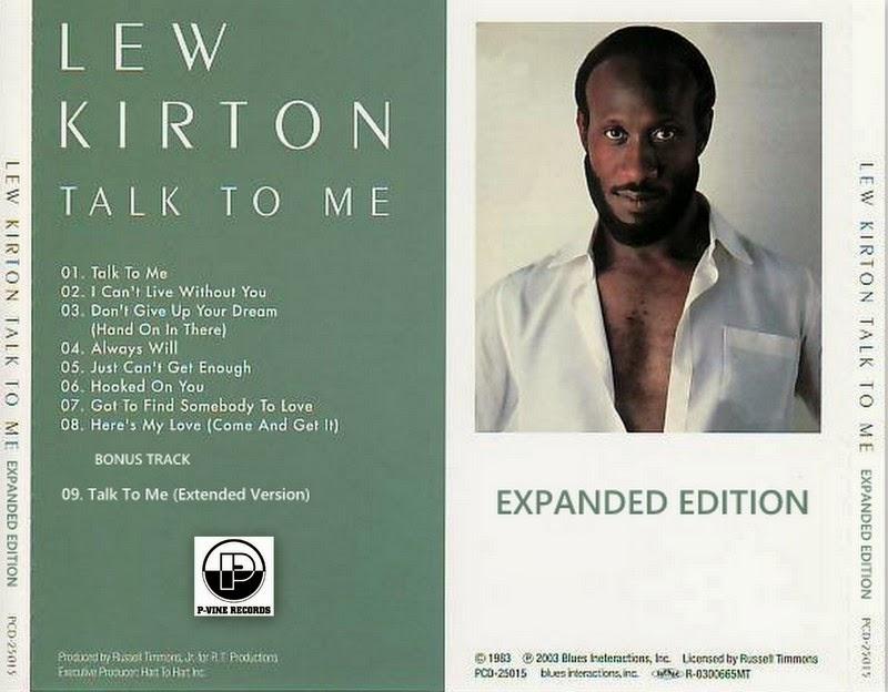 """Résultat de recherche d'images pour """"Lew Kirton - Talk to me 83"""""""