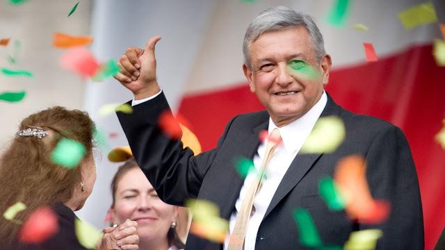 Inicia el gobierno de López Obrador