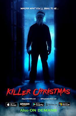 Killer Christmas 2017 Custom HDRip NTSC Sub