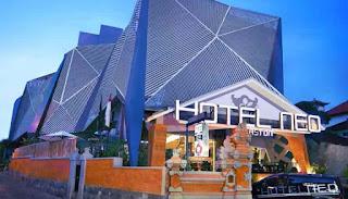 Hotelier Career -  Sales Executive at Neo Kuta Jelantik Hotel