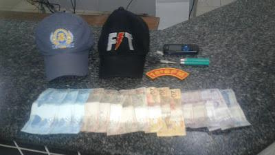 PM prende dupla que assaltou postos de combustíveis no último domingo, em Chapadinha