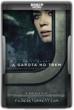 A Garota no Trem Torrent