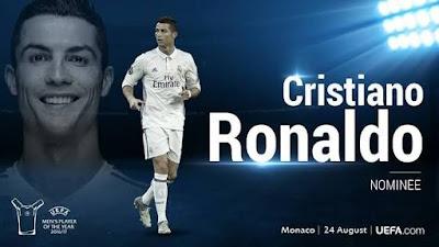 Cristiano Ronaldo nomination
