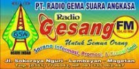 streaming radio gesang 104.3 fm magetan