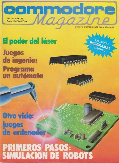 Commodore Magazine #35 (35)
