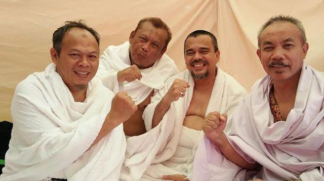 Musim Haji Selesai, Kapan Habibana Rizieq Shihab Pulang?