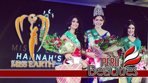 Miss Earth 2017 | Miss Earth-Hannah's