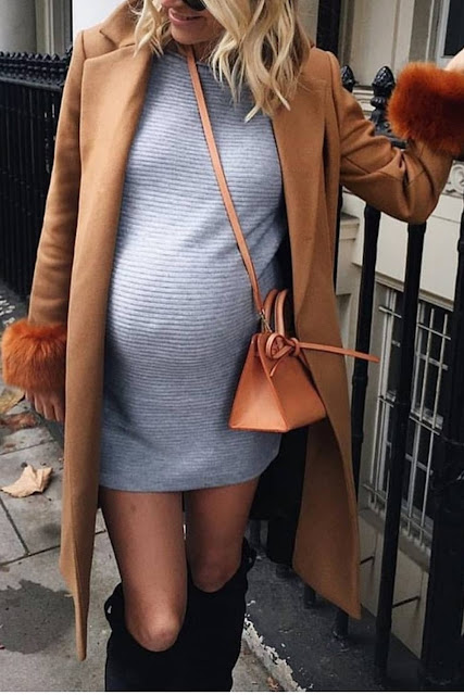 Cute Pregnancy Outfits