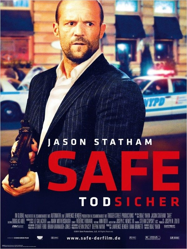 Safe | Teaser Trailer