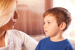 الأطفال والكلام