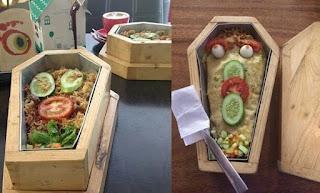 Kuliner Nusantara: 5 Kuliner Horor Ini Malah Lagi Banyak Diburu Orang