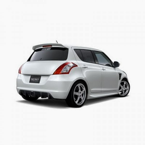 add on Suzuki Swift Scrit 12-14