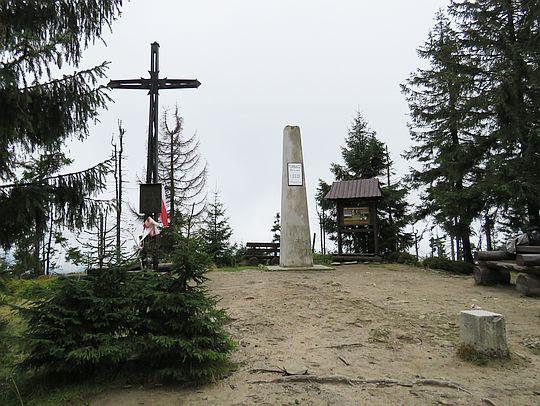 Turbacz (1310 m n.p.m.).