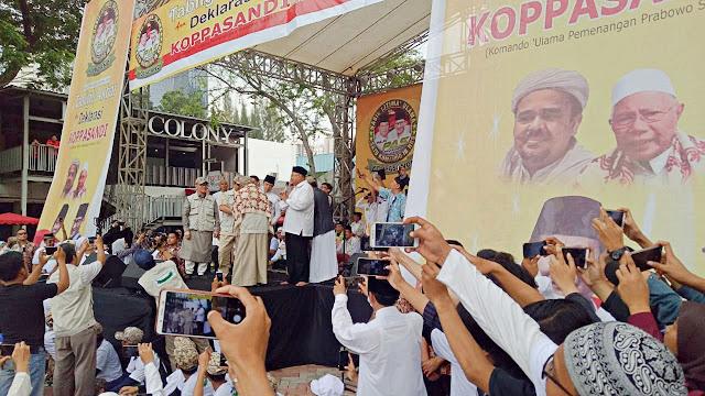 Habib Rizieq Kenang Aksi 411 via Rekaman: Tenggelamkan Partai Pendukung Penista Agama