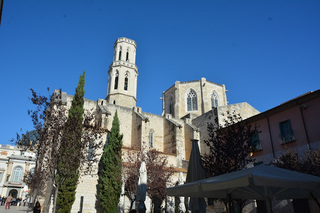 Church St Pere Figueres