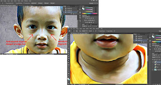 Tutorial Membuat Efek Smudge Painting di Photoshop