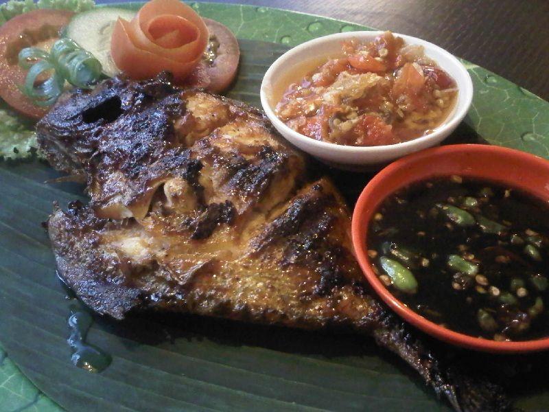 Resep Ikan Bakar Bawal