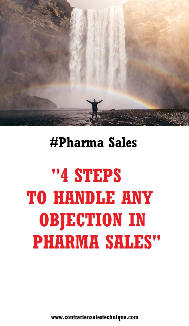 Pharma sales objection handling