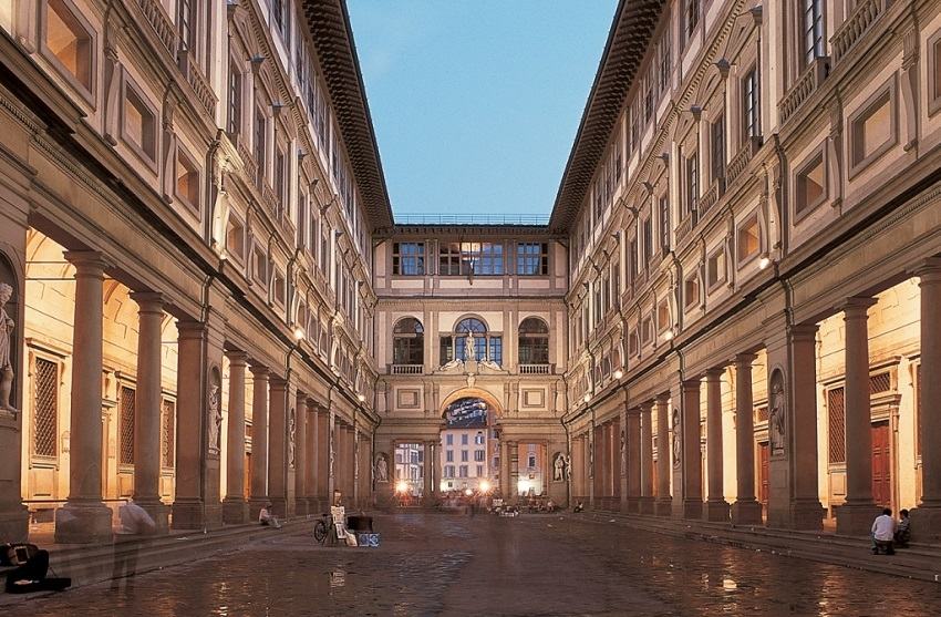 Galeria dos Ofícios Florença