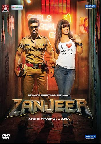 Zanjeer (2013) Movie Poster