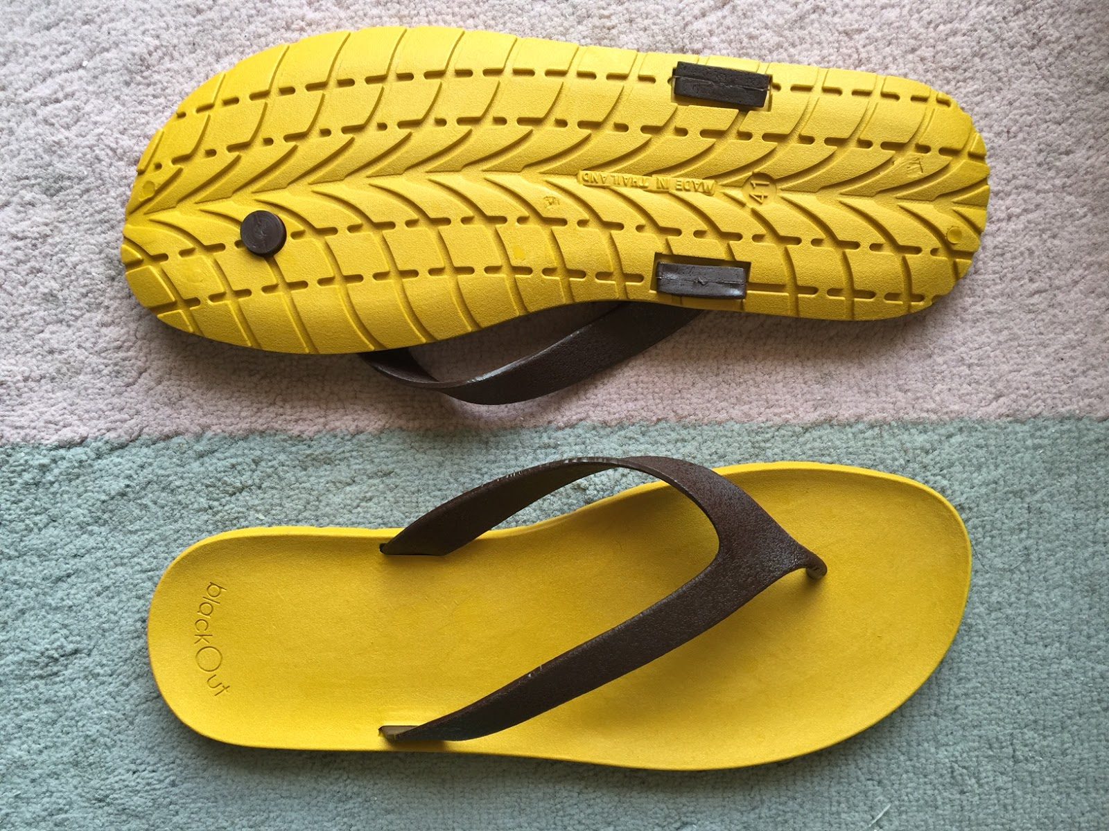 0ec2f5403025 BlackOut sandals are high quality and affordable sandals from Bangkok