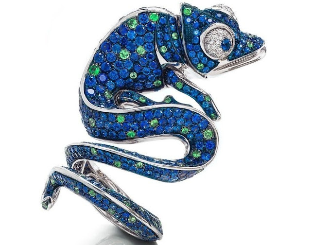 Chameleon Jewelry by Roberto Coin