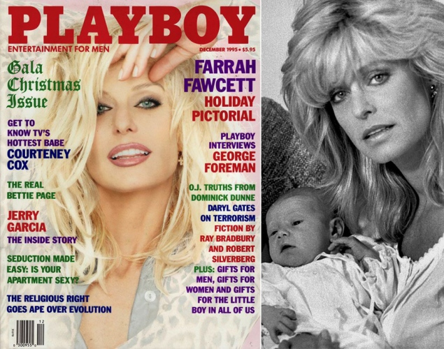 Web Parkz Famous Moms Posed For Playboy Magazine-7357