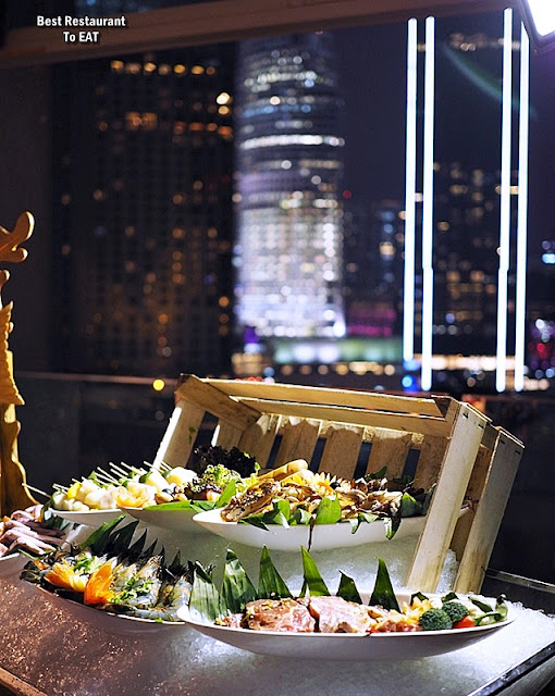 WEEKEND BBQ BUFFET @CEDAR ON 15 IMPIANA KLCC HOTEL