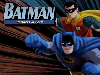 Batman - Partners in Peril