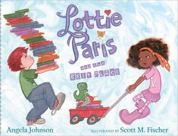 Lottie Paris and the Best Place cover