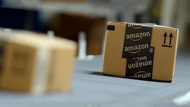 Compras online na Amazon em Miami e Orlando
