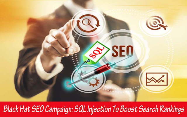 Black Hat SEO Campaign