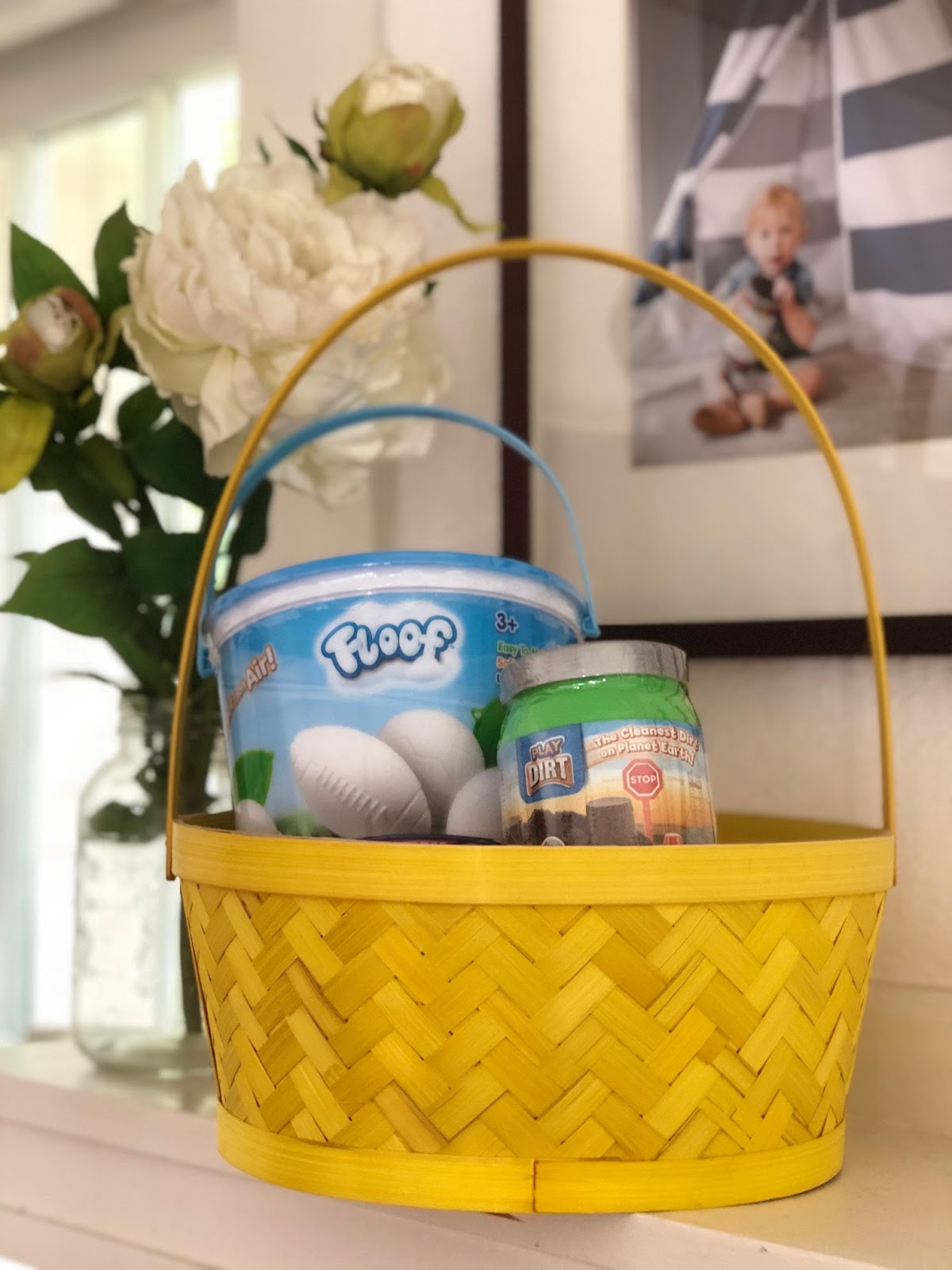 Easter baskets ideas one of my favorite things for the boys easter baskets this year is this jar of play dirt by play visions my boys saw this a couple months ago at a negle Gallery