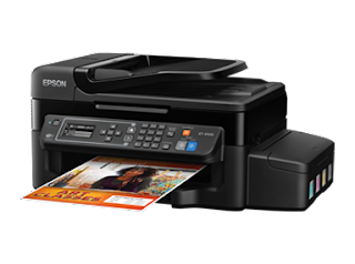 Epson EcoTank WorkForce ET-4500 Drivers Download