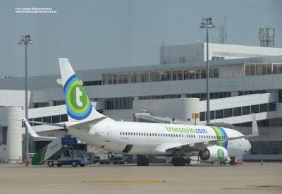 Boeing 737-800, F-GZHA, Transavia France