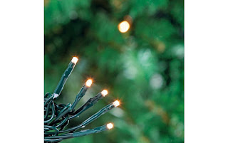 Xmas Deals, 240 Multi-Function LED Christmas Tree Lights, less than normal £9.99