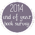 End of The Year Survey Edicion 2014