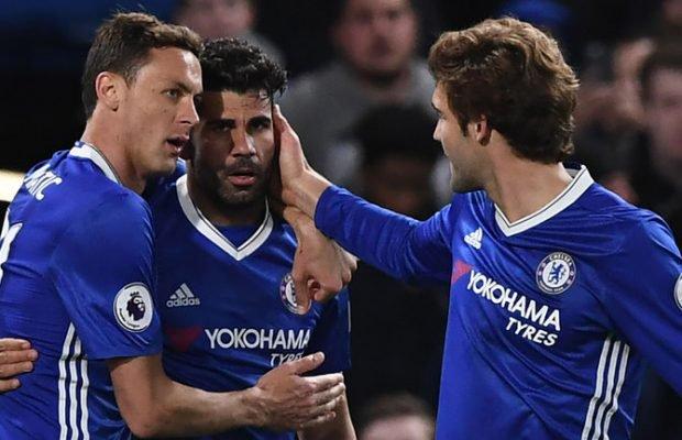 Conte drops Costa, Matic from Chelsea's pre-season tour