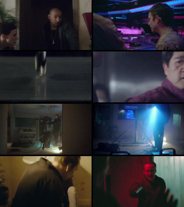 The Trust 2016 English 720p BRRip